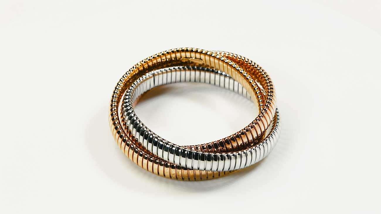Classic Rolling Bracelet